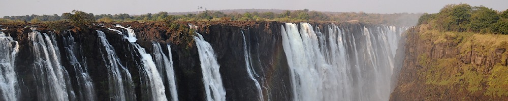 Zimbabwe - Vic'Falls - Cr�dit photo : Vincent Beccaro